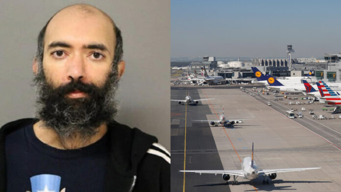 Aditya Arrested At Chicago Airport